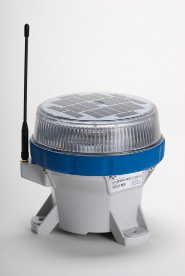A650 Solar Taxiway Light