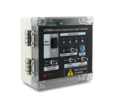 Aviation Obstruction Light Controller