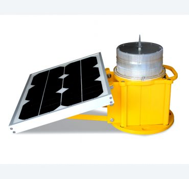 OLIS32-V Solar Based Low Intensity Obstruction Light