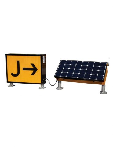 Solar Guidance Signs